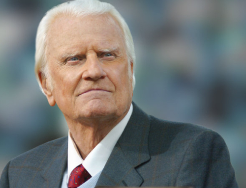 Celebrating Dr. Billy Graham