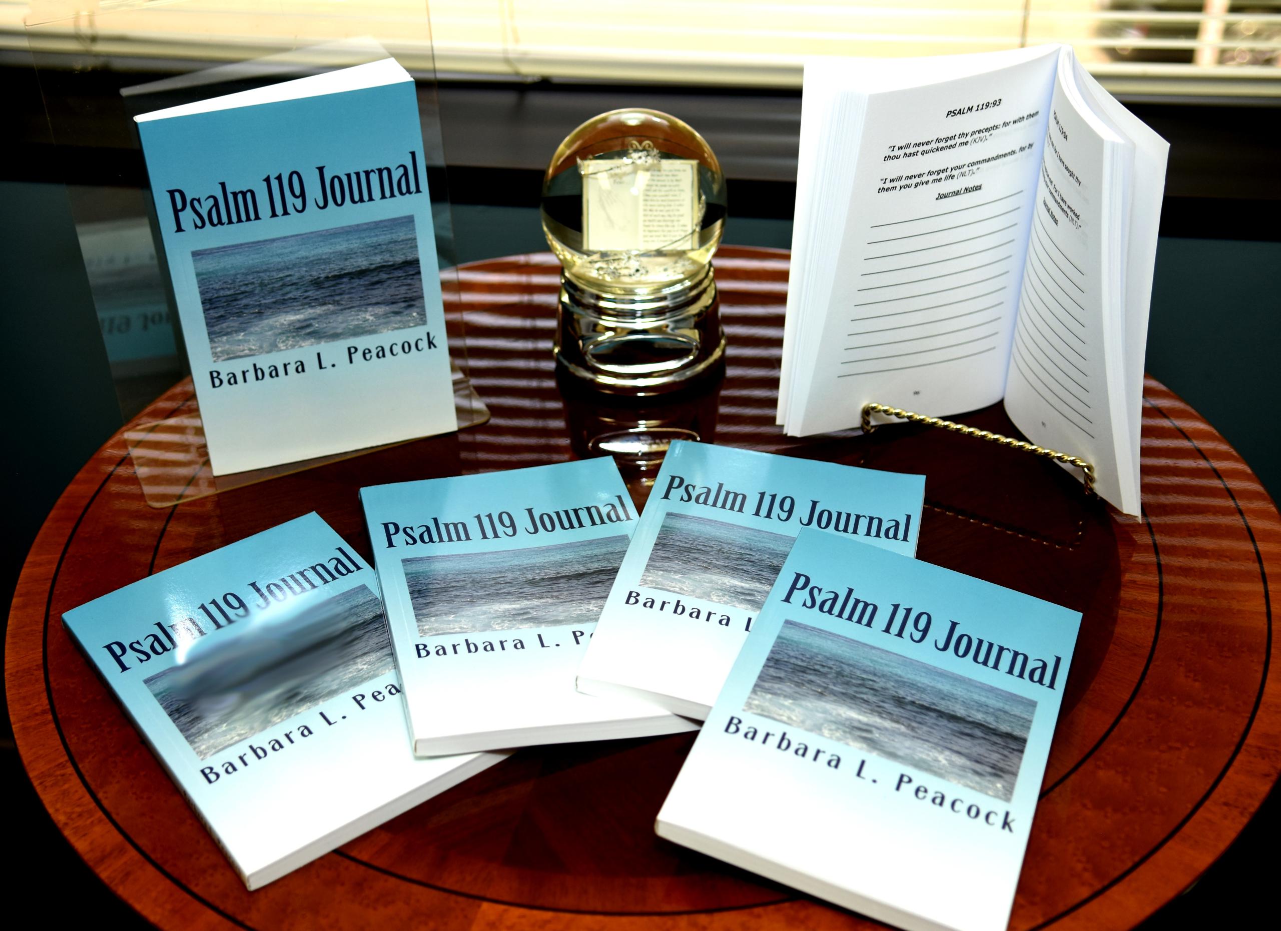 Psalm 119 Journal