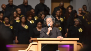 Barbara Peacock Ministering The Word